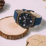 Vigilanza 2018 del quarzo delle donne degli uomini di legno della vigilanza dell'orologio dell'OEM
