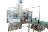 El jugo de frutas automático de lavado de botellas de plástico de limitación de llenado de la unidad de 3-en-1 máquina embotelladora