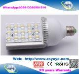 Hete Yaye 18 verkoopt het LEIDENE E40/E27 LEIDENE van Bulbs/40W E40 Licht van het Graan/E40 de LEIDENE Verlichting van de Straat met Garantie 3 Jaar (yaye-LB40WC)
