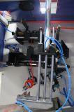 2つの端頑丈なベルトの自動切断および巻上げ機械