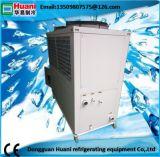 880kw Capacidade de refrigeração do Chiller de parafuso arrefecidos a ar para a indústria
