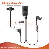 Receptor de cabeza de la conducción de hueso del oído para Motorola Gp300/Gp308