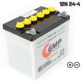 Лучший выбор 12n24-4 газоне косилка свинцово-кислотного аккумулятора 12V 24AH