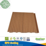 Decking contínuo composto plástico de madeira Moisture-Proof do Weather-Resistance exterior