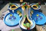 Park van het Grondwater van Lilytoys het Reuze Opblaasbare Voor Verkoop