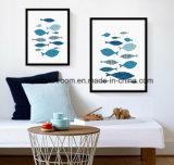 벽 커튼 훈장을%s 물고기 사진
