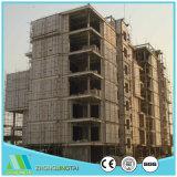 Estrutura de concreto/material de construção de cimento do Painel da Parede do tipo sanduíche de EPS para a zona tropical