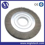 Roue de la Brosse brosse industrielle personnalisé pour l'Ébavurage polissage-100064 (WB)