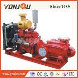 Mehrstufendieselhochdruckpumpe, Dieselmotor-Schleuderpumpe