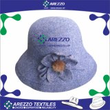 女性Winter Polyester Bucket Hat (AZ046)