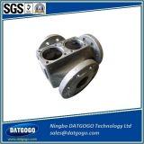 ISO9001 알루미늄 고압 아연 합금은 기계장치에 있는 주조 알루미늄 모래 주물 CNC 기계로 가공 덮개를 정지한다