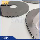 Las cuchillas de corte con disco de carburo de tungsteno para plástico