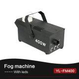 ホーム党のためのLEDの効果400wattの霧機械が付いている小型煙機械