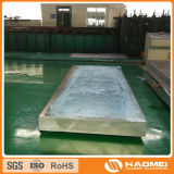 Placas gruesas de aluminio AA5052 5083 en China