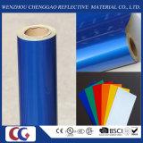 Film ou bandelette acrylique acrylique bleue