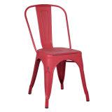 Современное кресло металлические Tolix обеденный стул кафе стул ресторан место Председателя