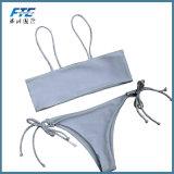 Zwempak van Swimwear van de Bikini van de Manier van de Bustehouder van het Strand van vrouwen het Hoogste