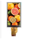 3.0 240*400解像度のインチTFT LCDのモジュールの表示