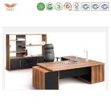 引出しの高品質の机のオフィスのDeskingシステムオフィス用家具が付いている木の上のオフィス表
