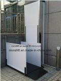 مصنع مموّن هيدروليّة شاقوليّ [ألد من] مصعد مع [س]