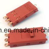 Sélecteur de tension Slim 16A unipolaire interrupteur à glissière