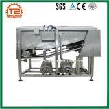 O processo de cozedura contínua do Filtro de Óleo Alimentar a máquina