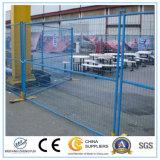 O PVC revestiu os painéis de cerco provisórios de 6FT x de 10FT