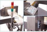 Detector de metais de transportador de cinto de grau alimentar para processamento de plantas alimentares