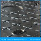 Coperchio di botola chiudibile a chiave composito di SMC con lo standard En124