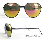 New Revo revestido óculos de sol de qualidade superior de metal