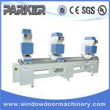 UPVC Producción y Fabricación Línea Máquina