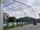 18mx25m de Markttent van het Huwelijk met Transparant Dak en Duidelijke Muur (PF18)