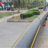 HDPE Rohr Hetdragen Van Bestendig Anti- Corrosie Van Zeewater Bagger Pijp