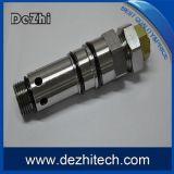 掘削機は安全弁E320b E320cの主制御弁を分ける