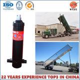 La construction de pièces du vérin hydraulique télescopique pour dump/ camion à benne basculante