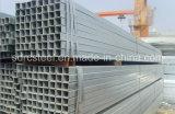 Grado de ERW ASTM A106 un tubo de acero cuadrado Pre-Galvanizado