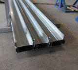 O tipo de elementos estruturais de aço Bondek 600
