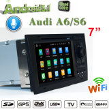 "7""Carplay reproductores de DVD de coche Audi A6/S6 Antirreflejos (opcional) Android 7.1 Flash: 1+16g o 2 o 2+32+16g g"