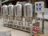 使用された丈夫なステンレス製の円錐ビール発酵槽タンク醸造システム
