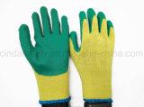 Сад латекса Coated/работая перчатка безопасности
