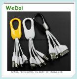 Câble usb populaire pour le téléphone mobile avec personnaliser (WY-CA15)