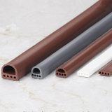 건강한 Insulation Foam 또는 Wooden Door를 위한 Sponge Silicone Rubber Profile