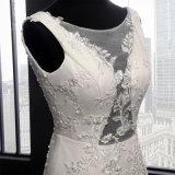 顧客用人魚の花嫁のイブニング・ドレスの婚礼衣裳