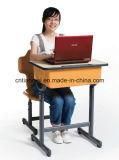 Secretária e cadeira de sala de aula, secretária única