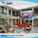 Tela LED P6 Indoor LED a cores de exibição de vídeo
