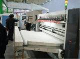 Les mouchoirs de papier coupeuse en long Machine repliable