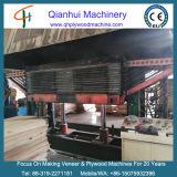 Dessiccateur chauffé à la vapeur de presse de placage