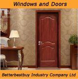 Transfert en bois les portes en PVC de haute qualité et prix modéré