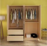 Moderne kundengerechte 4 Fach-Garderobe der Tür-2