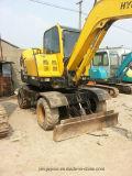 Excavatrice sur roues Hyundai occasion 60W-7